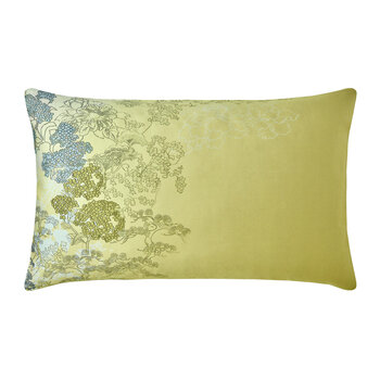 Rhoda Pillowcase - Set of 2 - Olive