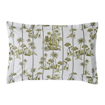Laurel Pillowcase - Set of 2 - Olive