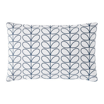 Linear Stem Pillowcase - Set of 2 - Whale