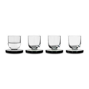 Puck Shot Glasses - Set of 4