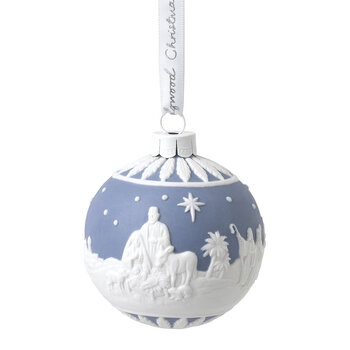 Christmas Nativity Bauble