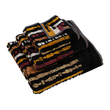 Kamum Towel - Brown