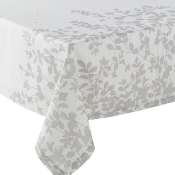 Sublime Tablecloth - 170x250cm - Silver