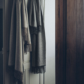 Nomade Throw - Grey
