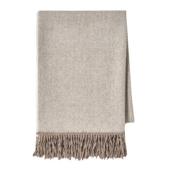 Nomade Throw - Beige