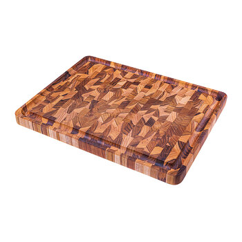 Pressed Teak Chopping Board