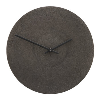 Thissur Wall Clock - Antique Brown