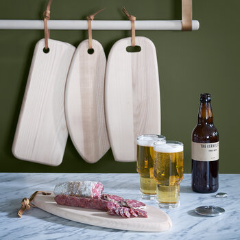 Ivalo Ash Pointed Serving Board