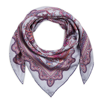 Florence Scarf - Gray