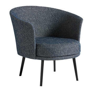 Dorso Armchair - Fairway - Dark Blue 308-288