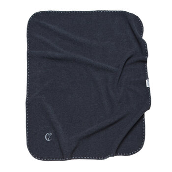 Fleece Dog Blanket - Dark Grey