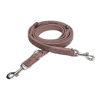 Hofgarten Dog Lead - Dusty Rose