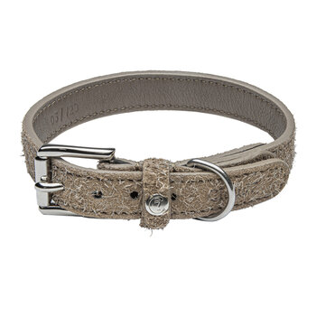 Hofgarten Dog Collar - Natural