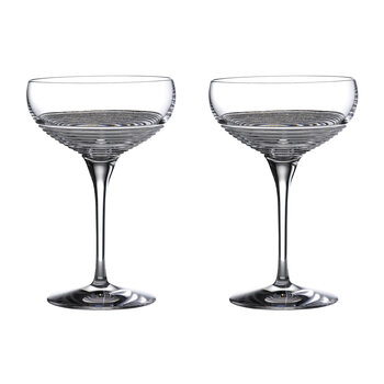 Mixology Circon Champagne Coupe - Set of 2