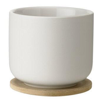 Theo Teacup with Coaster