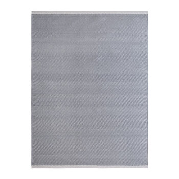 Bias Rug - Cool Gray