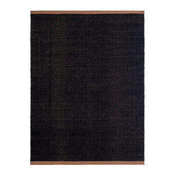 Bias Rug - Dark Blue