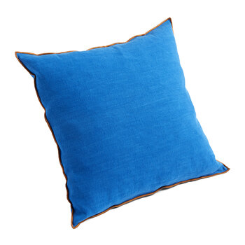 Outline Cushion - Persian Blue
