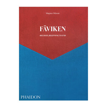 Faviken, 4015 Days, Beginning to End Book