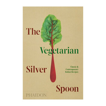 The Vegetarian Silver Spoon Book