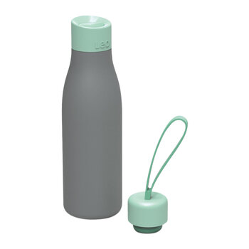 Leo Thermal Flask with 2 Lids - Mint