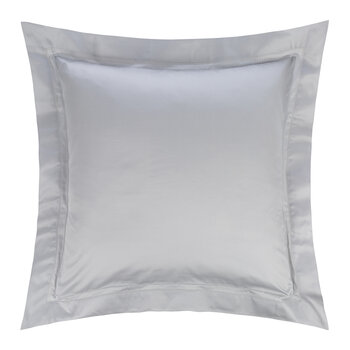 Doppio Ajour Pillowcase - 65x65cm - Gray