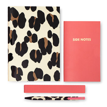 Forest Feline Note Pad