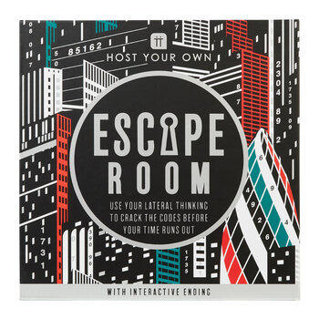 Host Your Own Escape Room Game - London