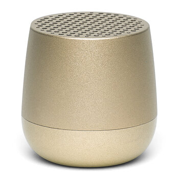 Mino+ Bluetooth Speaker - Soft Gold