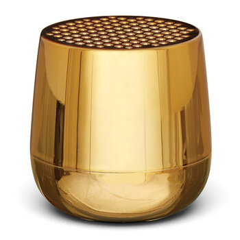 Mino+ Bluetooth Speaker - Metallic Gold