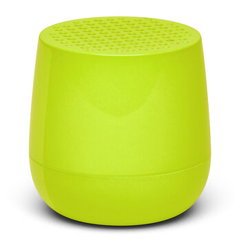 Mino+ Bluetooth Speaker - Fluorescent Yellow