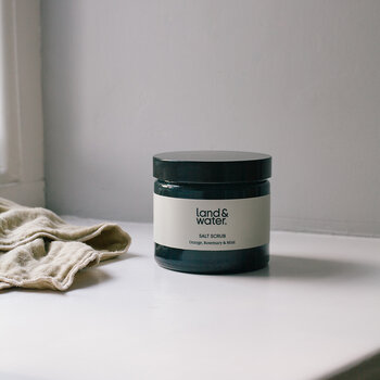 Orange, Rosemary & Mint Body Scrub