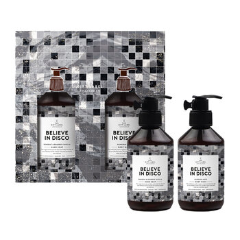 Christmas Hand & Body Wash Gift Set - Believe in Disco