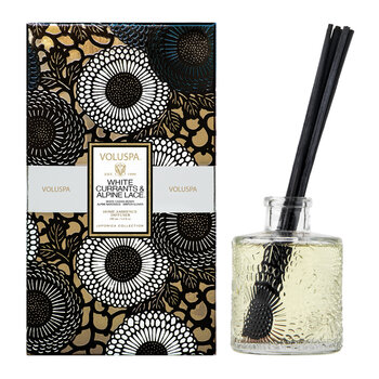 Home Ambiance Diffuser - White Currants & Alpine Lace