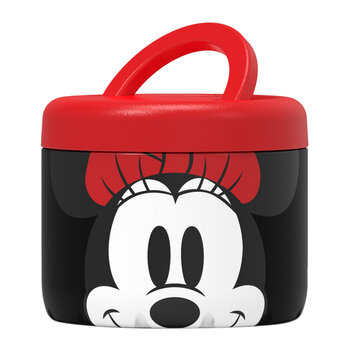 Disney Hello Minnie Mouse Food Container