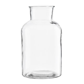 Shaped Vase - Clear