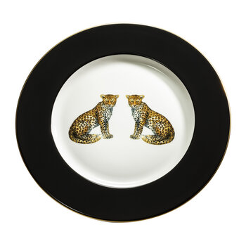 Magnificent Wildlife Charger Plate