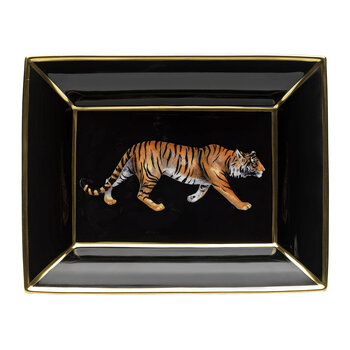 Magnificent Wildlife Trinket Tray - Tiger