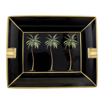 Magnificent Wildlife Ashtray - Palm