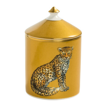Magnificent Wildlife Lidded Candle