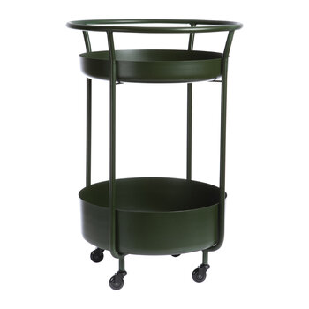 Corona Drinks Trolley - Green