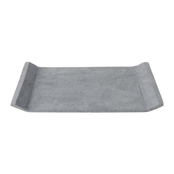 Moon Tray - 40x30cm - Dark Grey