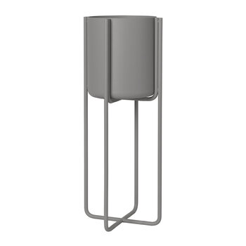 Kena Plant Stand - Steel Grey - Small