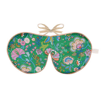 Liberty Print Silk Eye Mask - Mabel Hall