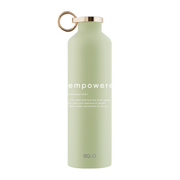 Stainless Steel Classy Thermo Water Bottle - Empowered