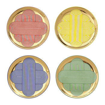 Pompidou Coasters - Set of 4