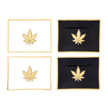 Hashish Petite Trays - Set of 4