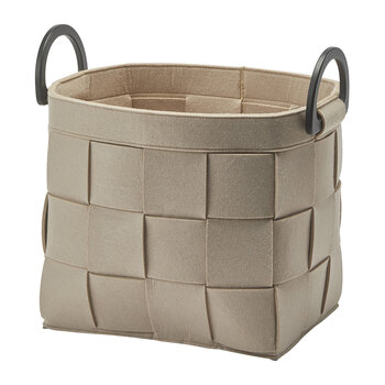 Dix Storage Basket - Beige
