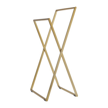 Icon Towel Holder - Gold