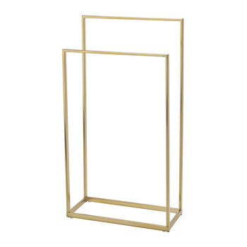 Yuri Towel Holder - Gold